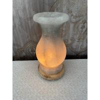 Tuz Lamba (doğal vazo model)